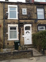 Thumbnail 3 bed terraced house to rent in Curzon Road, Bradford