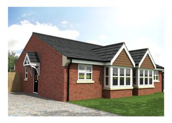 Thumbnail 2 bed semi-detached bungalow for sale in Well Hill Road, Harworth, Doncaster