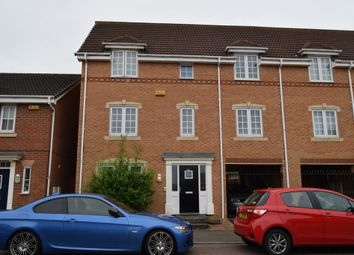 Thumbnail 4 bedroom town house for sale in Brompton Road, Hamilton, Leicester