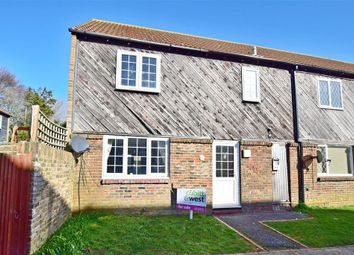 Thumbnail 3 bed end terrace house for sale in Trafalgar Close, Peacehaven, East Sussex