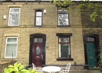 Thumbnail 2 bed terraced house for sale in St. James Street, Shaw, Oldham