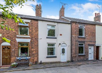Thumbnail 2 bed terraced house for sale in Furnival Street, Sandbach