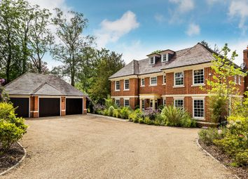 Thumbnail 6 bedroom detached house for sale in Swissland Hill, Dormans Park, East Grinstead