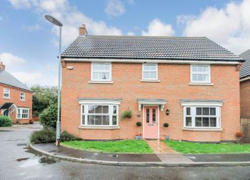 Thumbnail 4 bed detached house for sale in Kerrison Close, Lidlington, Bedford