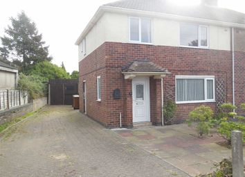 Thumbnail 3 bedroom semi-detached house for sale in Astley Road, Earl Shilton, Leicester