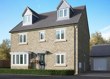 "Thumbnail 5 bed detached house for sale in ""The Fletcher"" at Ripon Road, Killinghall, Harrogate"