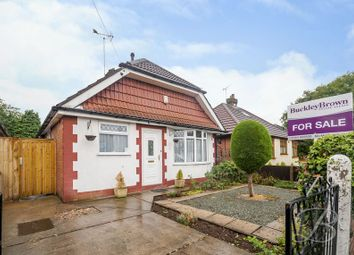Thumbnail 2 bed detached bungalow for sale in Cromford Avenue, Mansfield
