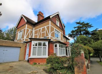 Thumbnail 3 bed flat to rent in Pilgrims Way, Croham Road, South Croydon