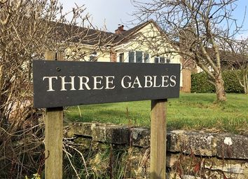 Thumbnail 4 bed detached bungalow for sale in Buckerell, Honiton