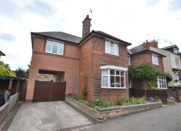 Thumbnail 4 bed semi-detached house for sale in New Street, Barrow Upon Soar, Leicestershire