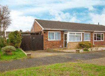 Thumbnail 2 bedroom semi-detached bungalow for sale in Dove Close, Fenstanton, Cambridgeshire
