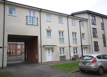 Thumbnail 4 bed town house for sale in Pasteur Drive, Swindon