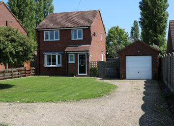 Thumbnail 3 bed detached house for sale in Saxilby Road, Sturton By Stow, Lincoln