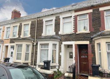 5 bed terraced house for sale in Glenroy Street, Cardiff, Caerdydd CF24