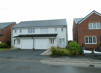 Thumbnail 3 bed semi-detached house to rent in Hartlepool, The Dunes, De Havilland Way