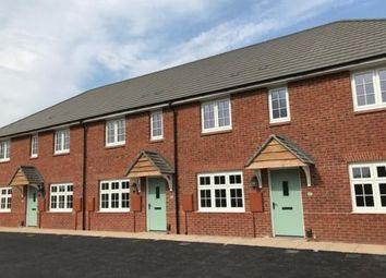 Thumbnail 3 bed town house for sale in Tixall Road, Tixall, Stafford
