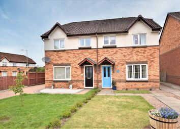 Thumbnail 3 bed semi-detached house for sale in Matthews Drive, Perth, Perthshire