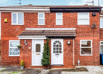 Thumbnail 2 bed terraced house for sale in Tudor Drive, Hull