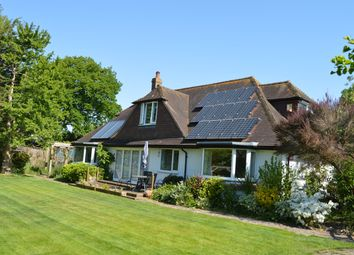 Thumbnail 4 bed detached house for sale in Warblington Road, Emsworth