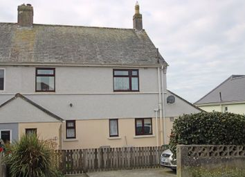 Thumbnail 3 bed semi-detached house for sale in Highfield Avenue, St. Columb