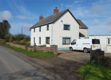 Thumbnail 4 bed detached house for sale in Filltir Aur, Glanrhyd, Cardigan, Pembrokeshire