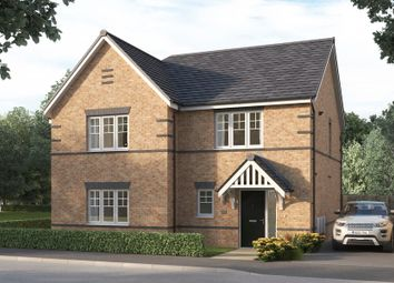 Thumbnail 2 bed property for sale in Leger Way, Intake, Doncaster