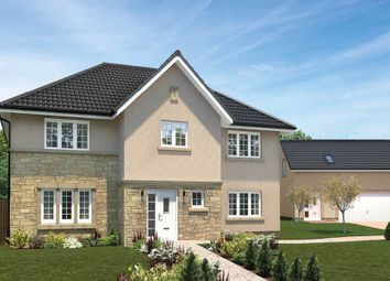 "Thumbnail 4 bed detached house for sale in ""The Elliot"" at Lethame Road, Strathaven"