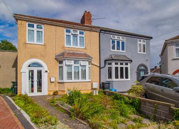 Thumbnail 3 bed semi-detached house for sale in Ventnor Avenue, St. George, Bristol