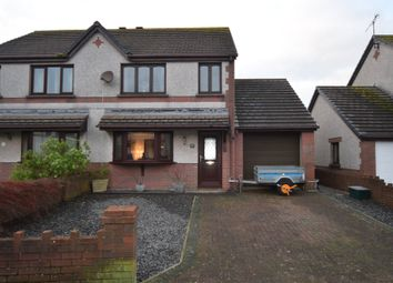 Thumbnail 3 bed semi-detached house for sale in Wakefield Street, Askam-In-Furness
