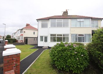 Thumbnail 3 bed semi-detached house for sale in Bleasdale Avenue, Thornton-Cleveleys