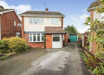 3 bed detached house for sale in Norman Drive, Eastwood, Nottingham NG16
