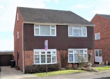 Thumbnail 3 bed semi-detached house for sale in Chestnut Drive, Sturry, Canterbury
