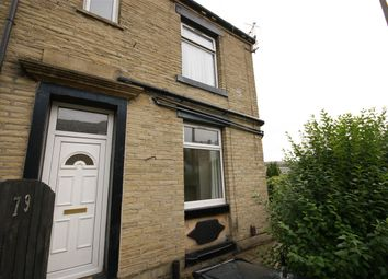 Thumbnail 1 bed end terrace house to rent in Thornhill Road, Rastrick, Brighouse
