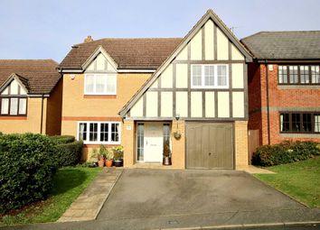 4 bed detached house for sale in Walnut Grove, Hemel Hempstead HP2