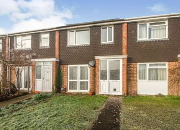 Thumbnail 3 bed terraced house for sale in Hazel Close, Quidhampton, Salisbury