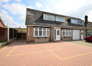 Thumbnail 3 bed bungalow for sale in Elmwood Close, Over Hulton