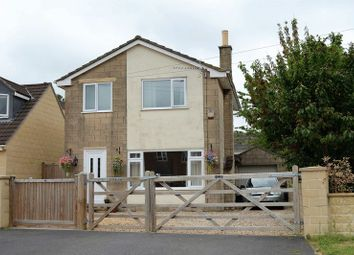 Thumbnail 3 bed detached house for sale in Wellow Lane, Peasedown St. John, Bath