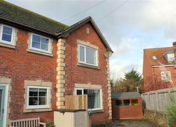 Thumbnail 3 bedroom semi-detached house to rent in Castle Court, York Road, Gwynedd