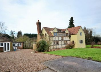Thumbnail 3 bed detached house for sale in Romers Common, Bockleton, Tenbury Wells
