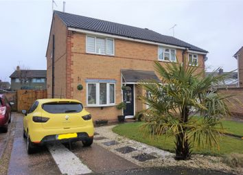 Thumbnail 2 bed semi-detached house for sale in Holme Close, Hatton