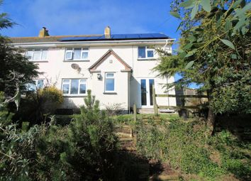 Thumbnail 3 bed semi-detached house for sale in Higher Park, East Prawle, Kingsbridge