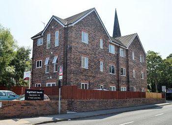 Thumbnail 2 bed flat to rent in Flat 7, Highfield South, 71 Rock Lane West, Birkenhead