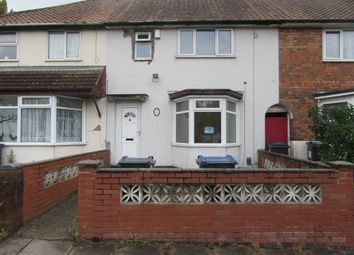 Thumbnail 3 bed terraced house to rent in Homelea Road, Yardley
