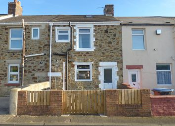 Thumbnail 3 bed terraced house for sale in Gill Street, Consett