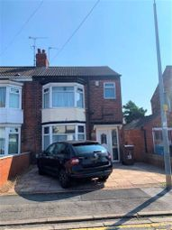 Thumbnail 3 bed terraced house to rent in Etherington Road, Hull