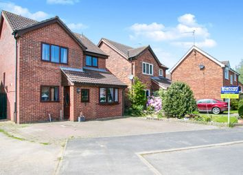 Thumbnail 3 bed detached house for sale in Kingfisher Close, Chatteris