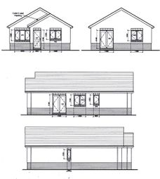 Thumbnail 3 bed detached bungalow for sale in Crown Road, Kenfig Hill