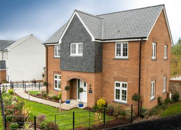 Thumbnail 4 bed detached house for sale in Cales Reach, Dykes Way, Wincanton