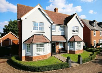 Thumbnail 5 bed detached house for sale in Matching Road, Hatfield Heath, Bishop's Stortford, Herts