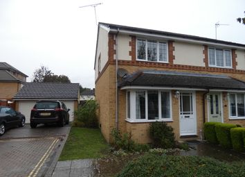 Thumbnail 2 bed semi-detached house to rent in Tavistock Gardens, Farnborough, Hampshire